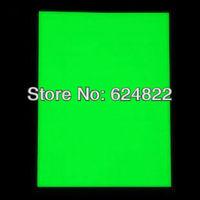 Hot sale Super bright red luminous film/patch * luminous paper/model transformation stickers