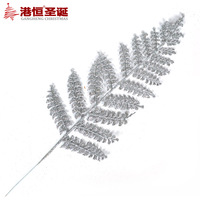 free sbipping Christmas tree bundle decoration 40cm tieyi silver sticky powder 10g