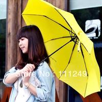 HOT! Candy-colored parasol sun umbrella high quality new exotic umbrellas Freeshipping