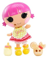 Original Lalaloopsy Sprinkles Spice Cookies Crumbs Sugar Cookie's Sister Littles best gift for children no box loose