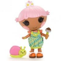 Lalaloopsy Littles - Petal Flowerpot Puppe 20cm no box loose