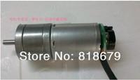 1pc new DC3V-6V 3V 6V DC step down Decelerate motor encoder Low noise Large torque band  GA25Y370 freeshipping