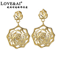 korean earrings/stud earrings for women/innovative items/cz earrings