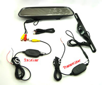 Wholesale Wireless Car Rearview Camera Kit