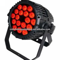 Free shipping Par LED Outdoor 18*10W