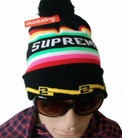 New Style Winter Warm Beanies For Men , Brand Knitting Wool Beanies Caps , Discount Top Quality Men Beanie Hat Online