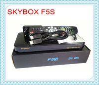 2013 Newest Satellite Receiver original skybox F5 1080p full hd with external GPRS sharing Free shipping DHL Fedex IE 3 ~7 days