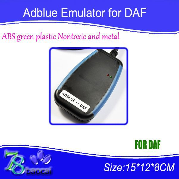 new high Quality Adblue Emulator for DAF truck bus heavy vehicle free shipping discount sale