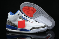 Free Shipping 2013 New Top Quality Retro 3 Mens J3 Basketball Shoes