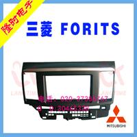 Refires MITSUBISHI 2010 lancer box refires panel refitting dvd frame