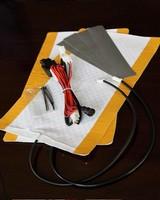 carbon fiber car seat heater  kits
