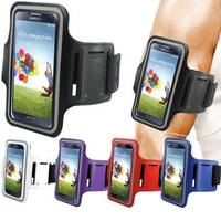 Free Shipping Waterproof Running Sports Armband Case Workout Arm Bag Holder Case Cover For Samsung Galaxy S3 i9300 For S4 I9500