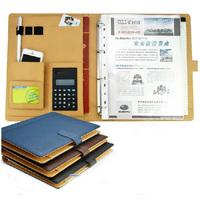 Manager folder a4 multifunctional folder clip home car 4s clip contract folder