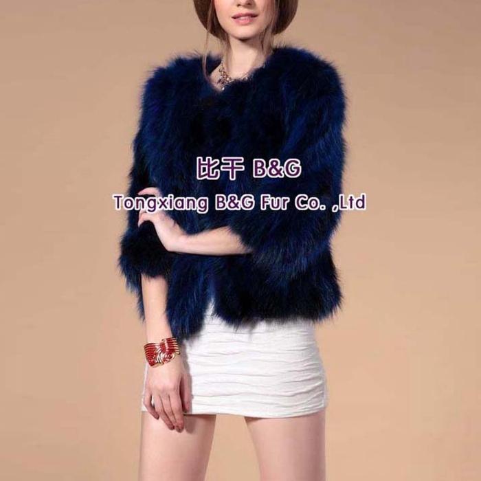 ... Women Wholesale Retail Plus Size Raccoon Dog Fur Vest Winter Women Fur