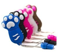 Cat claw style USB pen drive 16GB 32GB flash memory&high speed transmission