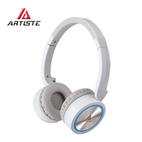 Abh102 fashion hifi stereo bluetooth earphones portable wireless earphones earmuffs general