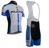 2013 KUOTA Team cycling jersey/ cycling clothing/ cycling wear+short bib suit-KUOTA-1B Free Shipping