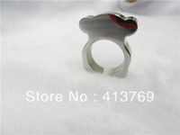 fishion bear ring stainless steel rings