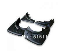 5 Plus Quality Use for Cayenne 2011-2013 4pcs Mud guard(Strong PP material, Good Flexibility,no abnormal odour)