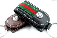 Beautiful male car lubai keychain key chain belt quality lovers key ring key ring