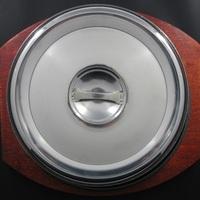 Single lid full stainless steel lid teppanyaki lid