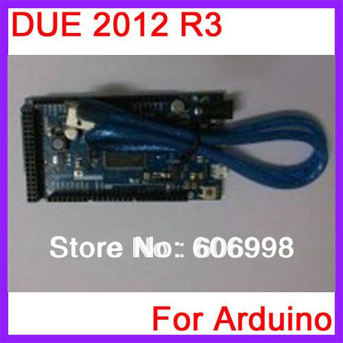 2pcs lot For Arduino Due 2012 R3 ARM Version Main Control Board