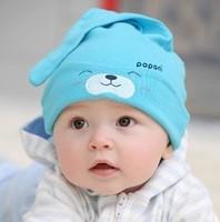 Newborn tire cap baby 100% pocket cotton hat baby sleeping hat autumn and winter baby hat