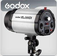 2014 Photography Stabilizer Steadycam free Shipping ! Godox 300di 300w 300ws Photo Studio Flash Light Strobe Holder 30200195