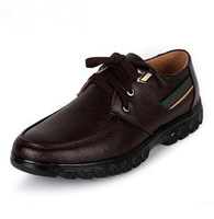 Free delivery men's casual shoes men's leather shoes men wholesale