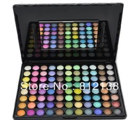 Free shipping ! ONE PIECE RETAIL professional  88 color shimmer eyeshadow make up palette #09