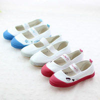 Web children shoes child dance shoes male female child shoes canvas shoes gym shoes white shoes