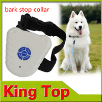 1Pcs/Lot New Ultrasonic anti Bark Pet Dog Stop Barking Collar for Healthy Safe Training-Free Shipping