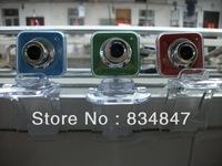 Crystal clip PC  Webcam-free drive   500W pixels