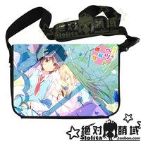 The Pet Girl of Sakurasou Messenger Bag Anime Laptop Bag High Quality Satchel Free shipping