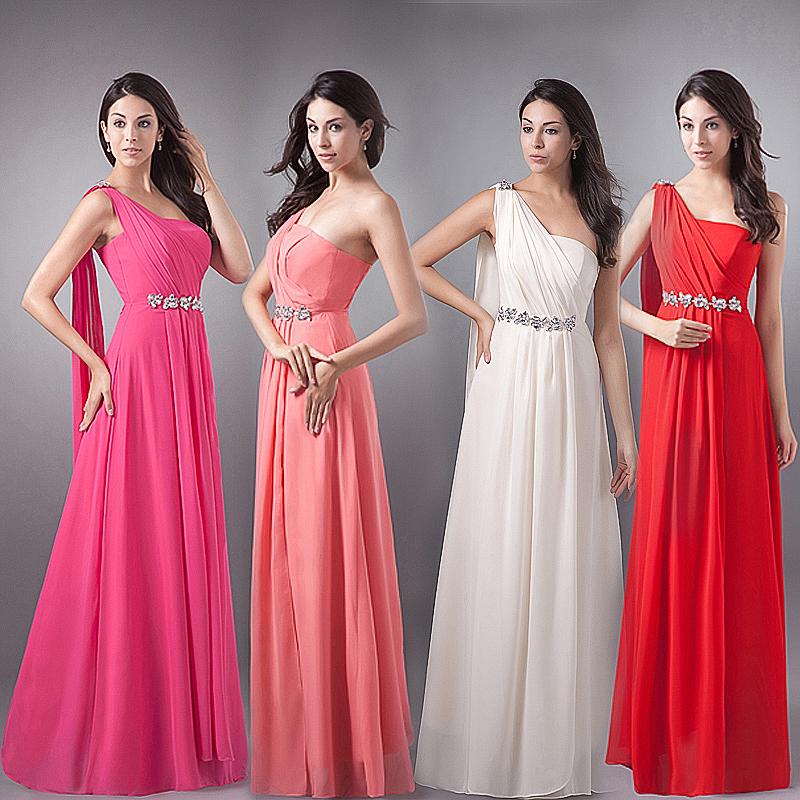 Фото платьев в греческом стиле для подружки невесты