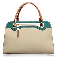 For oppo   women's bags k114-1 fashion color block women's handbag tassel handbag 2013