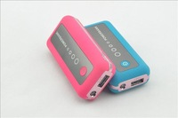 5600mAh portable Power Bank External Battery pack charger for SAMSUNG Galaxy SIII S3 i9300 / Galaxy Note 2 / iphone / ipad