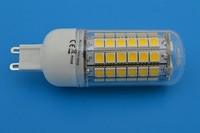 NEW 85V-265V/AC 5W 7W 9W 12W 15W G9 5050 LED Corn Bulb Light LED Lamp 360 degree white / warm white