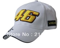 Adjustable Auto Racing Baseball Cap with Free Ship via  China Post