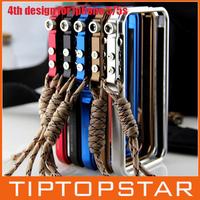 102105 Korean original brand new aluminium 4thdesign TRIGGER case for iphone 5 and 5s with retail box