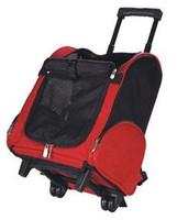 Bildt . of hkgolden pet double-shoulder back pet trolley luggage bags dog bags