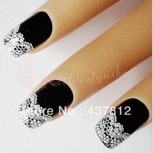 popular acrylic nail stickers