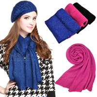 2013 High quality Blue and White Porcelain Style Thin Section the Silk Floss Women Scarf Shawl
