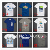 Free Shipping CHEAP Discount !!! Dont Miss it !!! 2013 Newest Design Good Quality Hollis&tants Tee Shirt many styles for choice