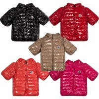 2013  Children's clothing child down coat male child down coat    free shipping
