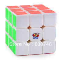 YJ-MoYu SuLong 3x3x3 Competition Version Black (56mm) White