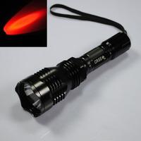 UniqueFire HS-802 Cree Red light Long range Led Flashlight