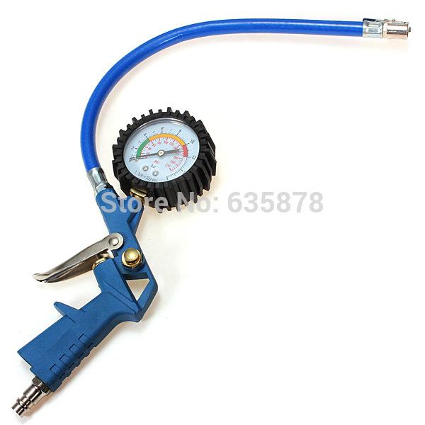 Автомобильный воздушный шин шина инфлятором накачивайте шланг 2