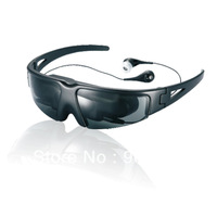 "New 52"" Wide Screen Virtual Home Theater Digital Video Eyewear Glasses AV in for FPV Free Shipping"