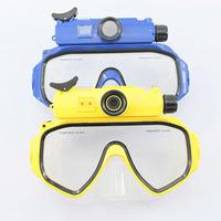Scuba Series HD 720P Underwater Digital Camera Waterproof Video Diving Mask